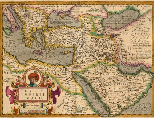 Travelling men, travelling books. Hidden lives in the papers of an Orientalist librarian in Vienna (1608–1636) (November 15th, University of Florence)